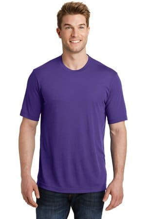 sport-tek posicharge competitor cotton touch tee st450