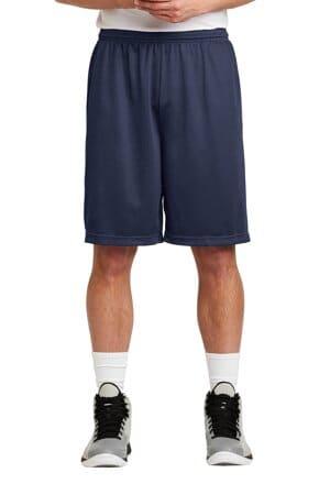 ST515 sport-tek long posicharge classic mesh short