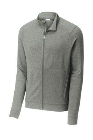 ST560 sport-tek sport-wick flex fleece full-zip