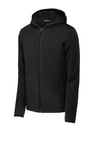 ST980 sport-tek hooded soft shell jacket