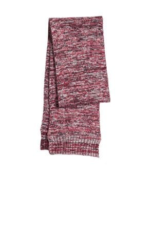 STA04 sport-tek marled scarf sta04