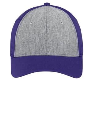 STC18 sport-tek jersey front cap