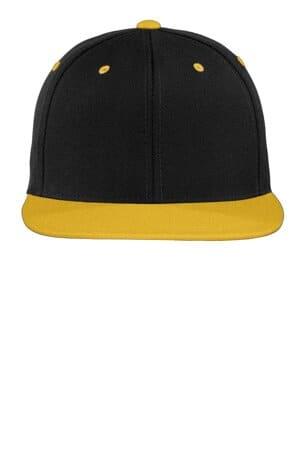 STC19 sport-tek yupoong flat bill snapback cap stc19