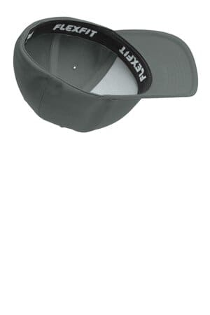 sport-tek flexfit cool & dry poly block mesh cap stc22