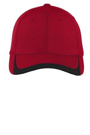 STC24 sport-tek pique colorblock cap