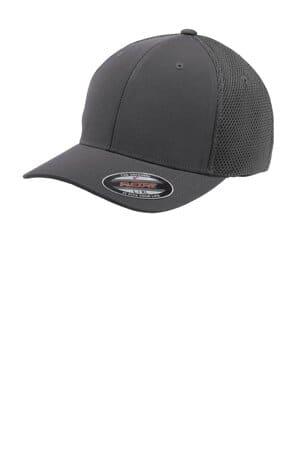 STC40 sport-tek flexfit air mesh back cap stc40