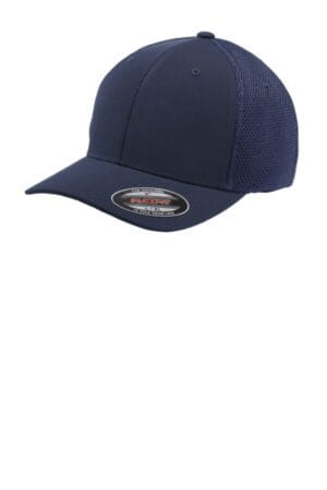 STC40 sport-tek flexfit air mesh back cap