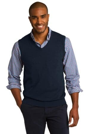 SW286 port authority sweater vest sw286