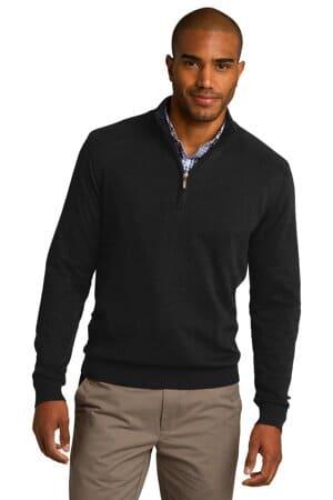 SW290 port authority 1/2-zip sweater sw290