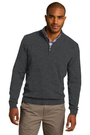 SW290 port authority 1/2-zip sweater sw290