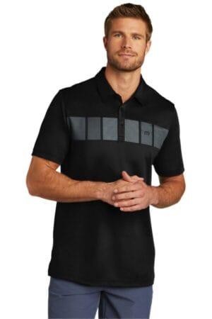 Travis mathew TM1MU416 travismathew cabana chest stripe polo
