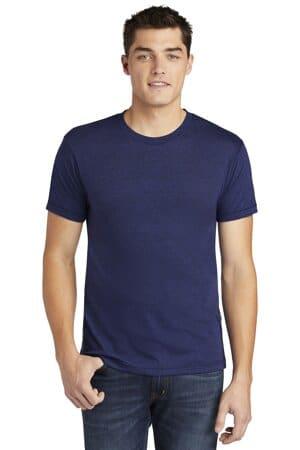 TR401W american apparel tri-blend short sleeve track t-shirt