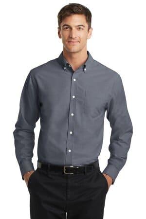 TS658 port authority tall superpro oxford shirt ts658