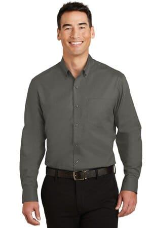 TS663 port authority tall superpro twill shirt ts663