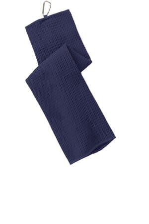 TW60 port authority waffle microfiber golf towel
