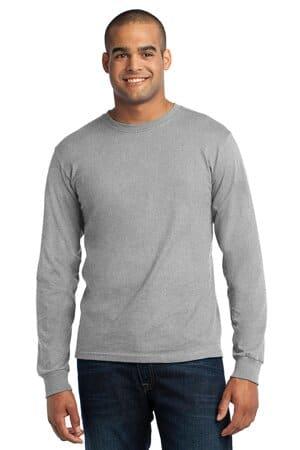 port & company-long sleeve all-american tee usa100ls