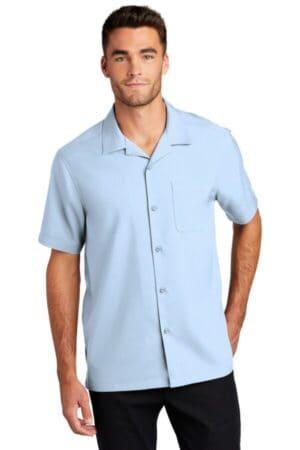 W400 port authority short sleeve performance staff shirt