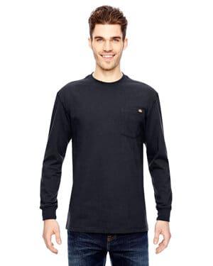 men's tall 675 oz heavyweight work long-sleeve t-shirt