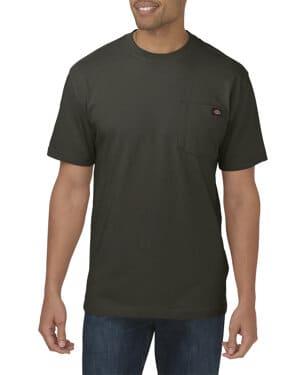 WS450T Dickies unisex tall short-sleeve heavyweight t-shirt