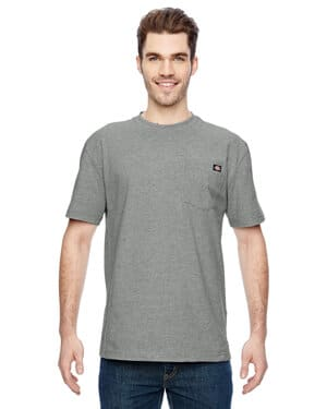 WS450T Dickies unisex tall short-sleeve heavyweight t-shirt