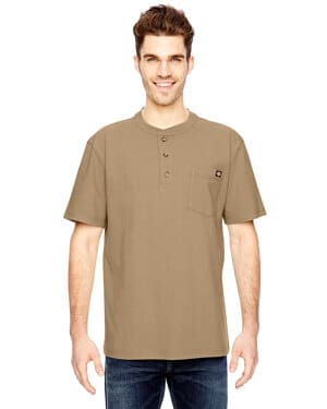 WS451 Dickies men's 675 oz heavyweight workhenley