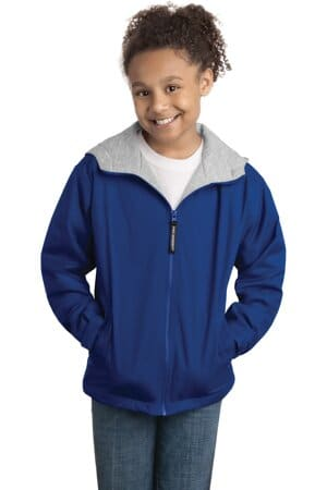 YJP56 port authority youth team jacket