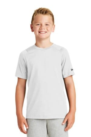 new era youth series performance crew tee ynea200