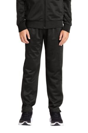 YPST95 sport-tek youth tricot track jogger ypst95