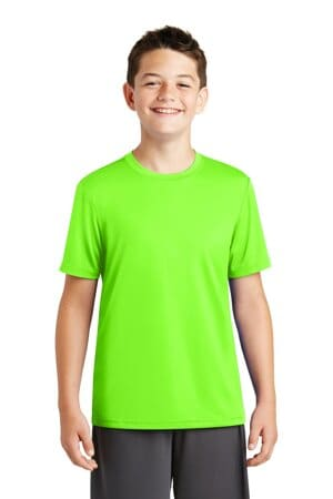 YST320 sport-tek youth posicharge tough tee yst320