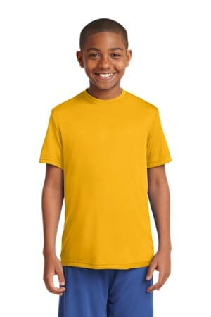YST350 sport-tek youth posicharge competitor tee