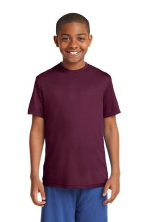 YST350 sport-tek youth posicharge competitor tee yst350
