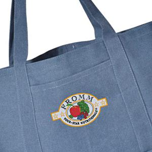 tote bag side pocket
