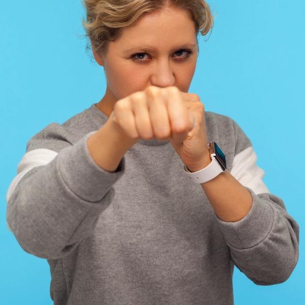 sweatshirt cuffs