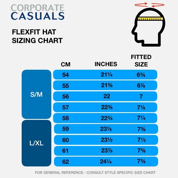 flexfit size chart
