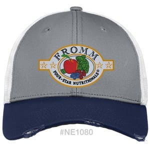 embroidered hat style NE1080
