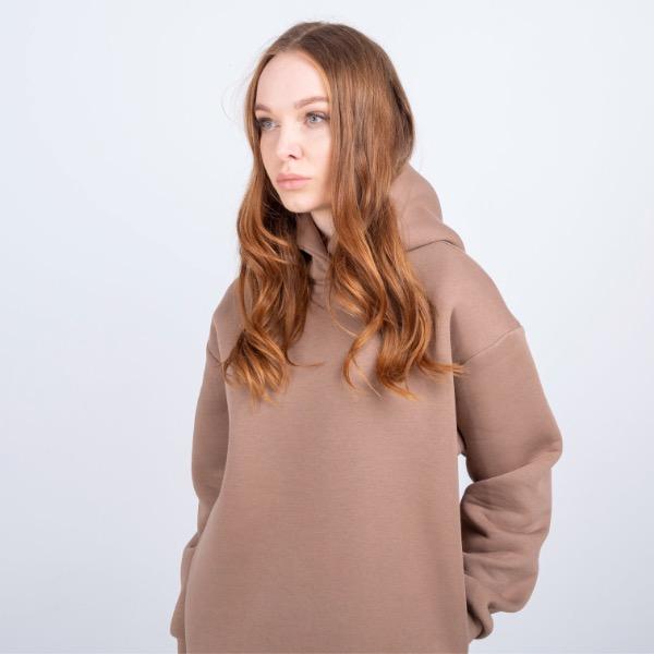 comfortable fit sweatshirt