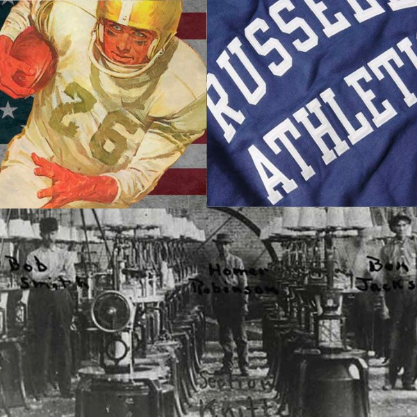 russel athletic montage
