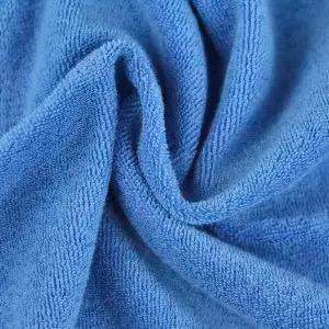 sponge fleece fabric